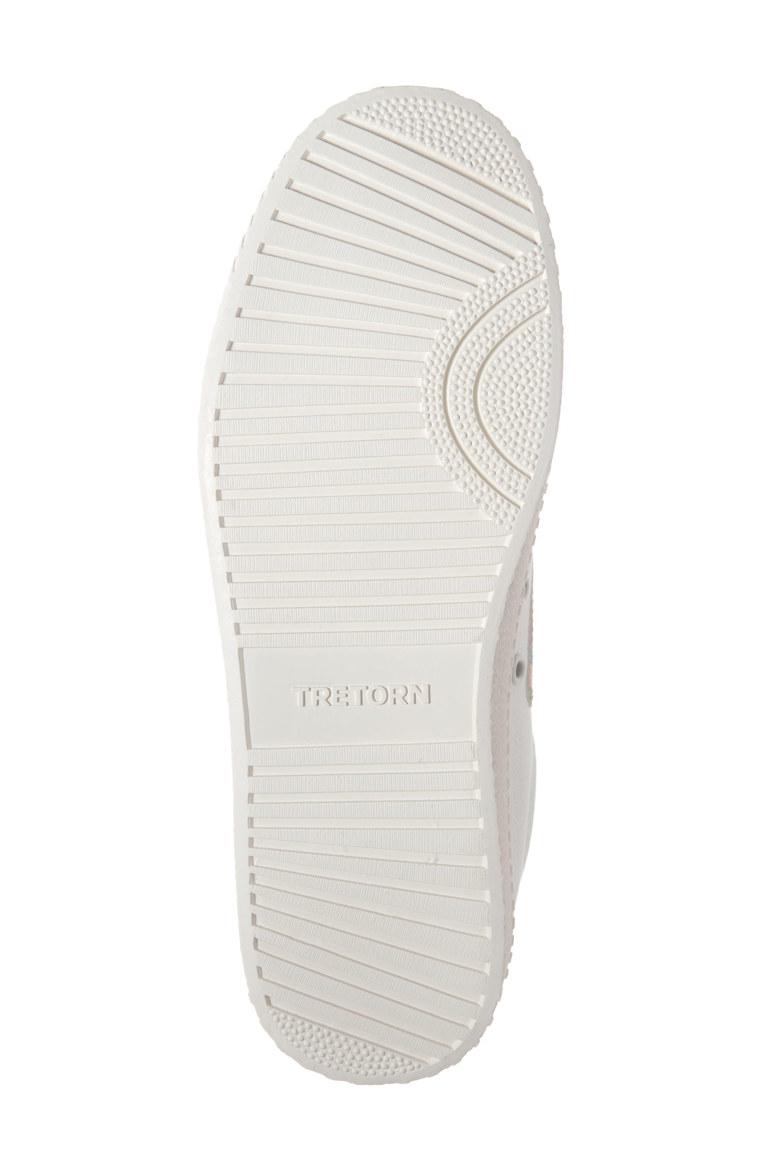 ,                             Nylite 28 Plus Sneaker,                             Alternate thumbnail 6, color,                             VINTAGE WHITE/ CLASSIC MULTI
