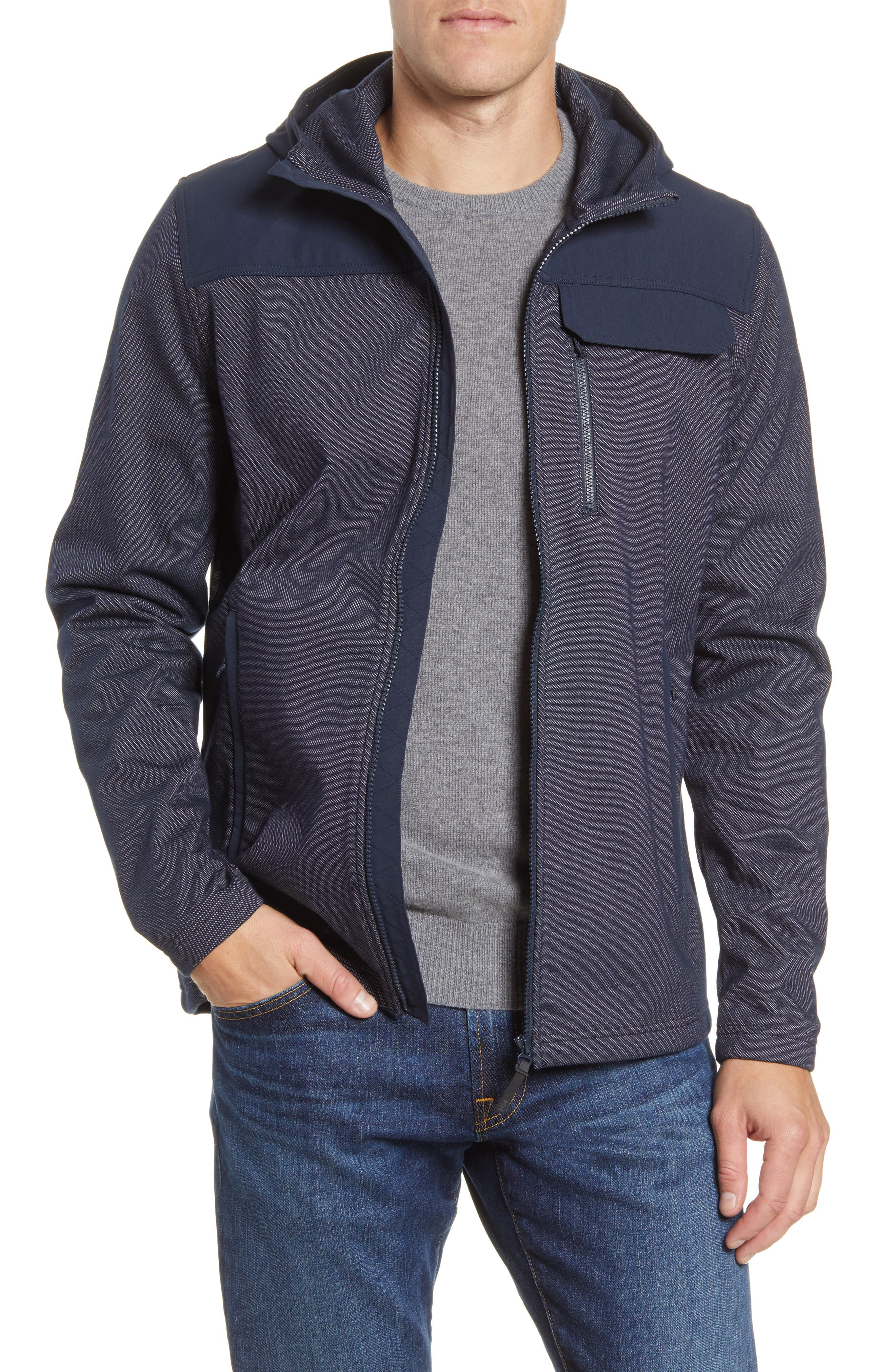 Vanern Softshell Hooded Jacket