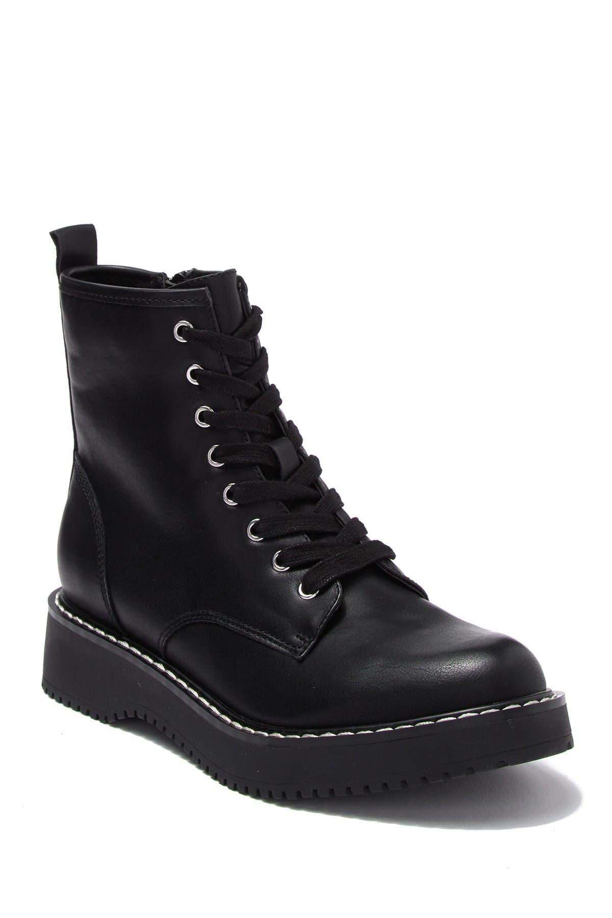 Image of Madden Girl Kurrt Combat Boot