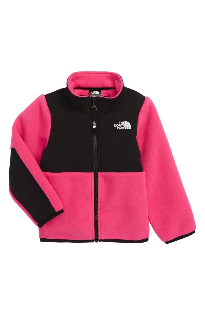 THE NORTH FACE Denali Fleece Jacket, Main, color, MR. PINK