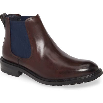 Ted Baker London Warkrr Chelsea Boot, Red