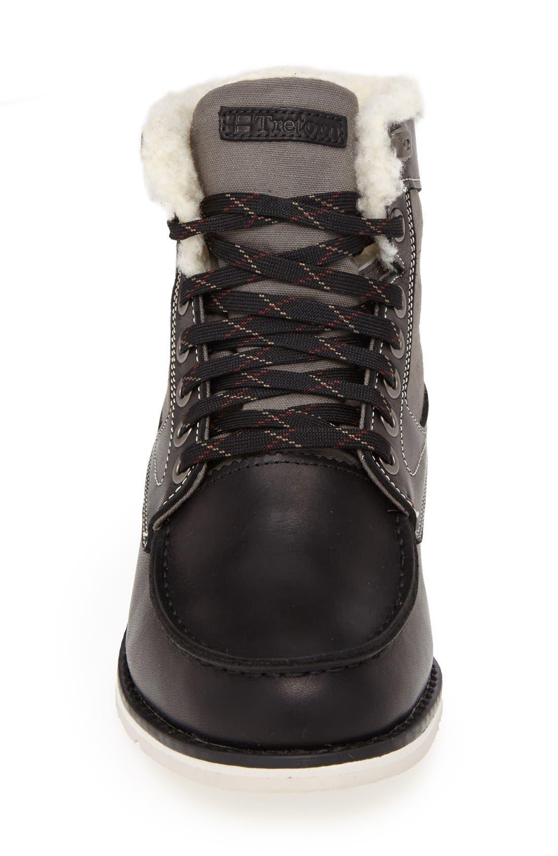 ,                             'Gärde Stövel Vinter GTX' Boot,                             Alternate thumbnail 4, color,                             001