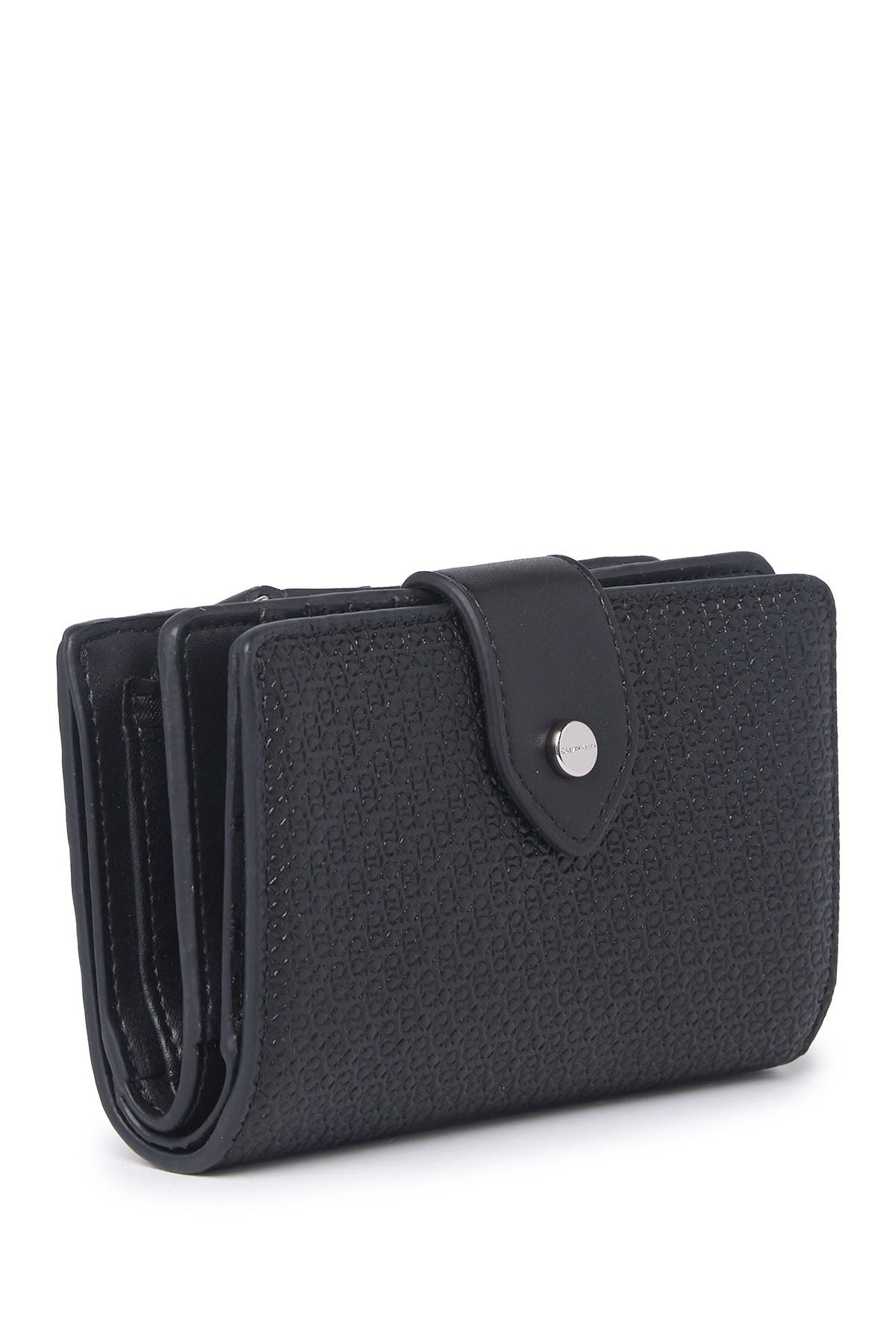 Image of Calvin Klein CK Embossed Small Wallet