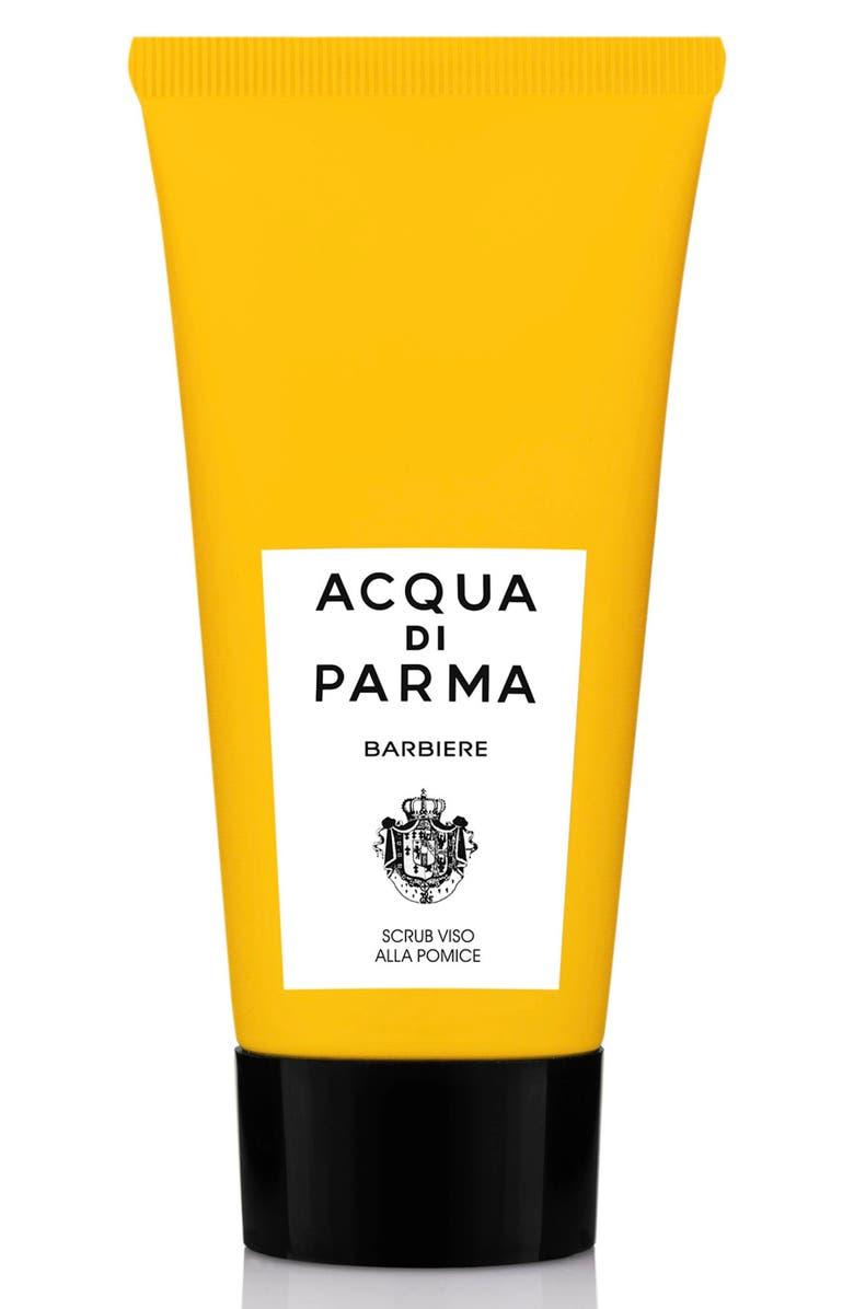ACQUA DI PARMA Barbiere Pumice Face Scrub, Main, color, 000