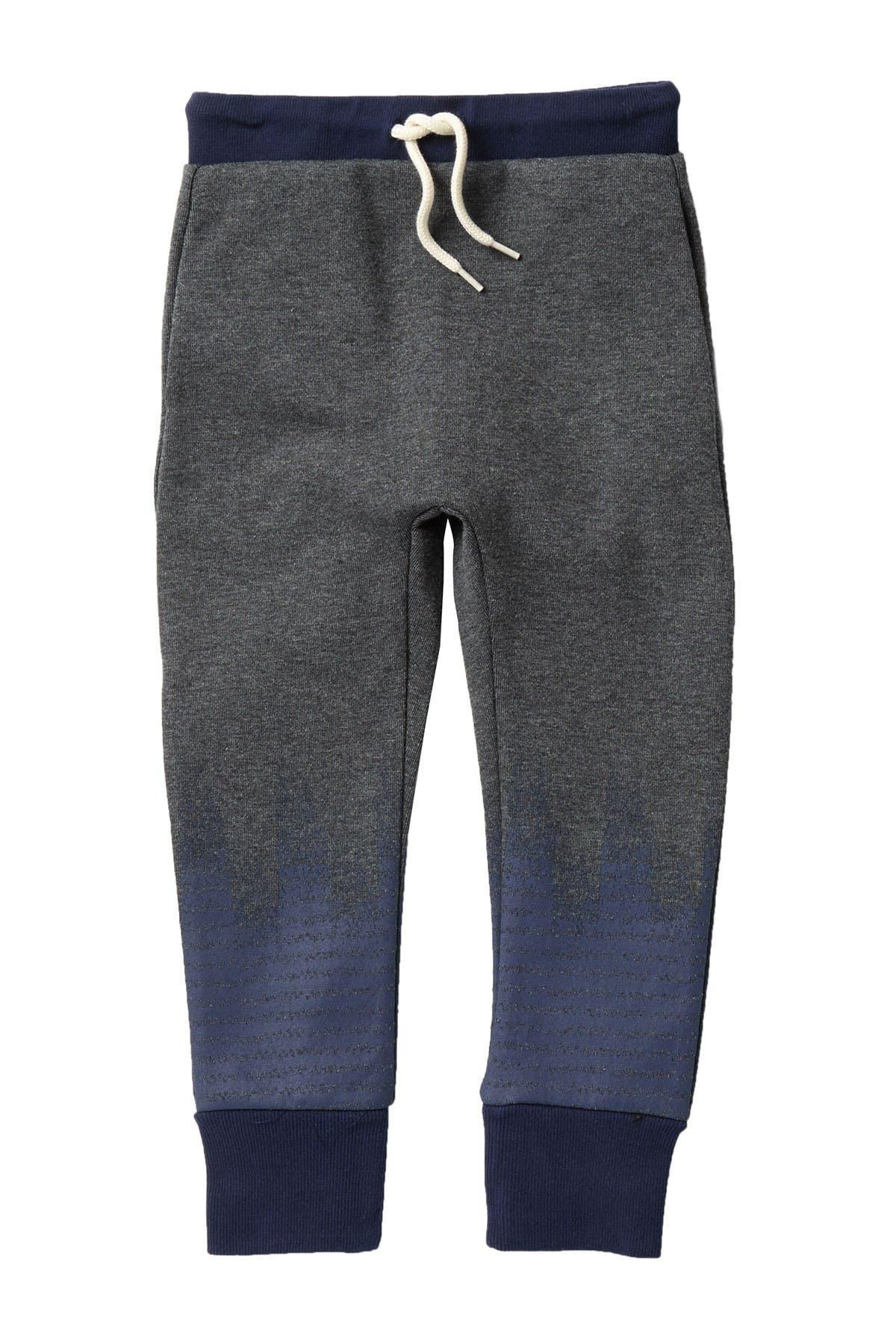 Image of Petit Lem Knit Jogger Pants