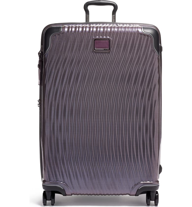 TUMI Latitude 30-Inch Extended Trip Rolling Suitcase, Main, color, PURPLE