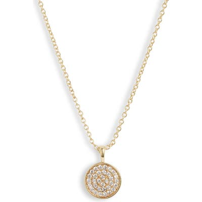 Gorjana Pristine Pendant Necklace