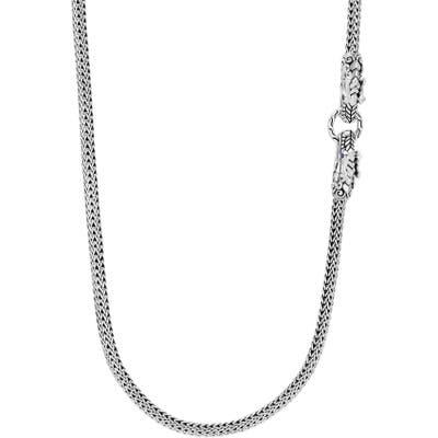 John Hardy Legends Naga Dragon Head Necklace