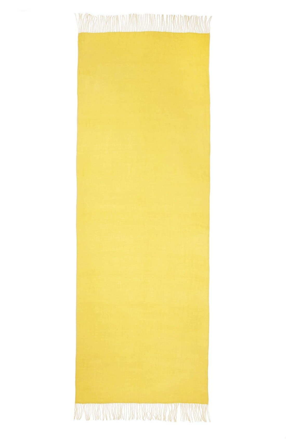 ,                             Tissue Weight Wool & Cashmere Wrap,                             Alternate thumbnail 199, color,                             703