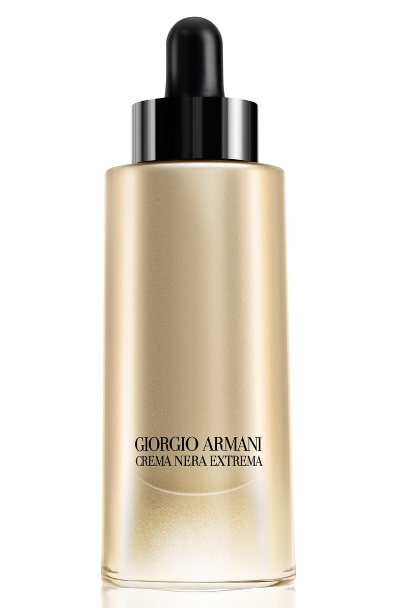 GIORGIO ARMANI Crema Nera Extrema Supreme Recovery Oil, Main, color, NO COLOR
