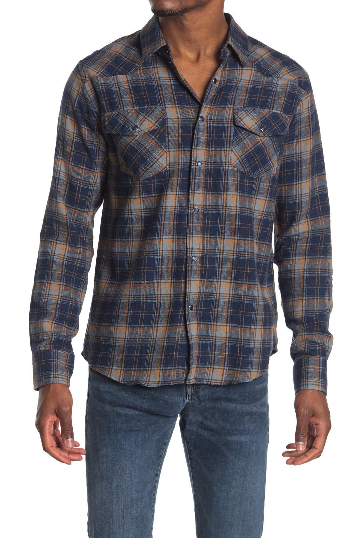 Image of Coastal Everett Brushed Cotton Flannel