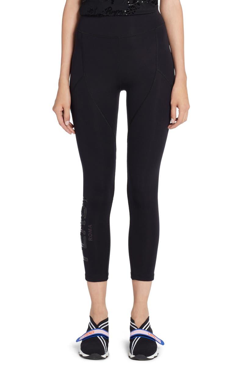 1f41d7801849d Roma Yoga Pants, Main, color, 001