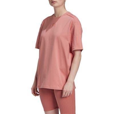 Adidas Originals Boyfriend T-Shirt, Pink