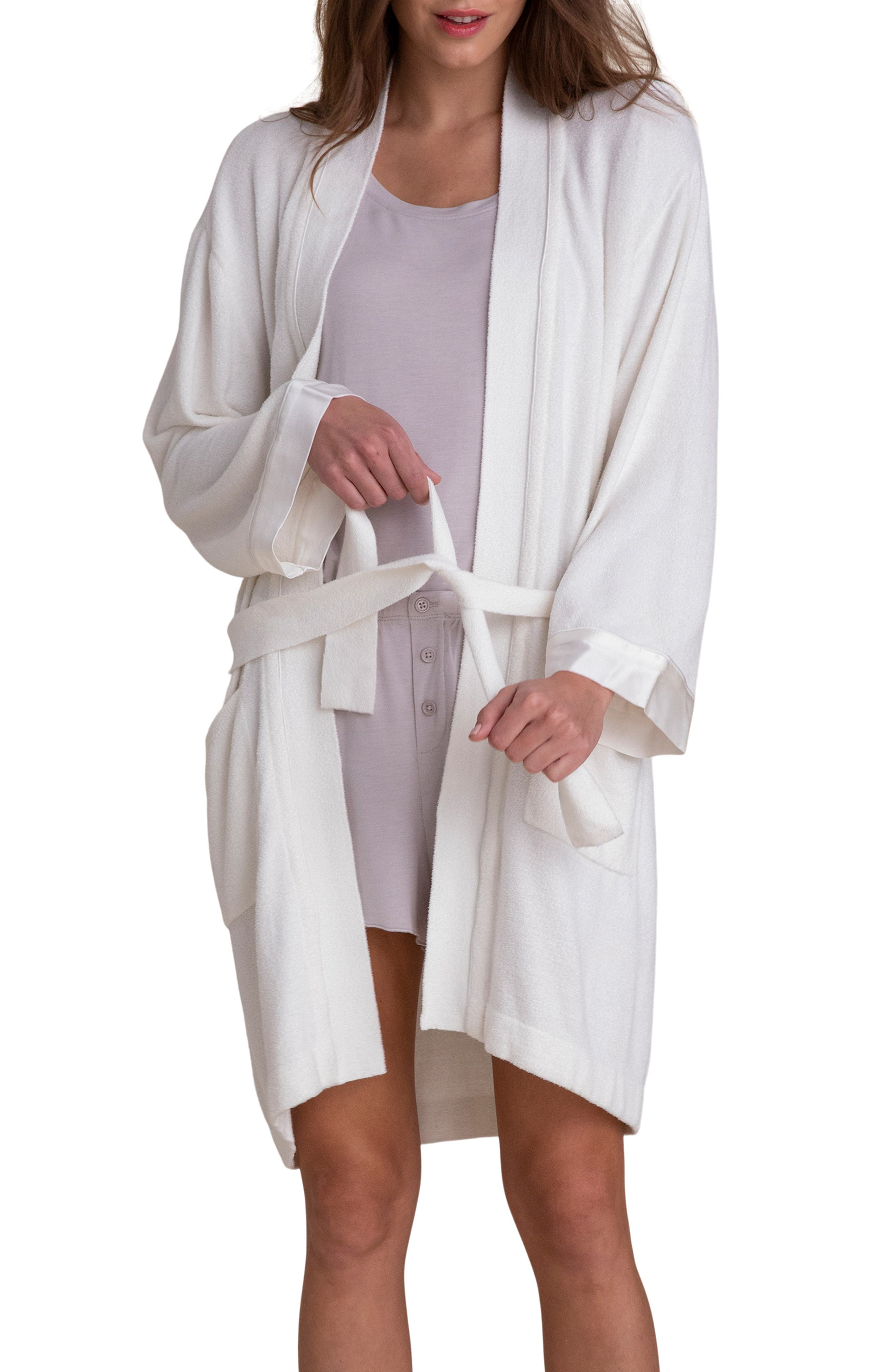 Women's Barefoot Dreams Cozychic(TM) Ultra Lite Robe