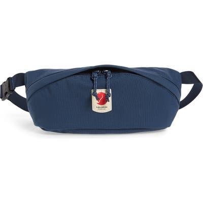 Fjallraven Belt Bag - Blue