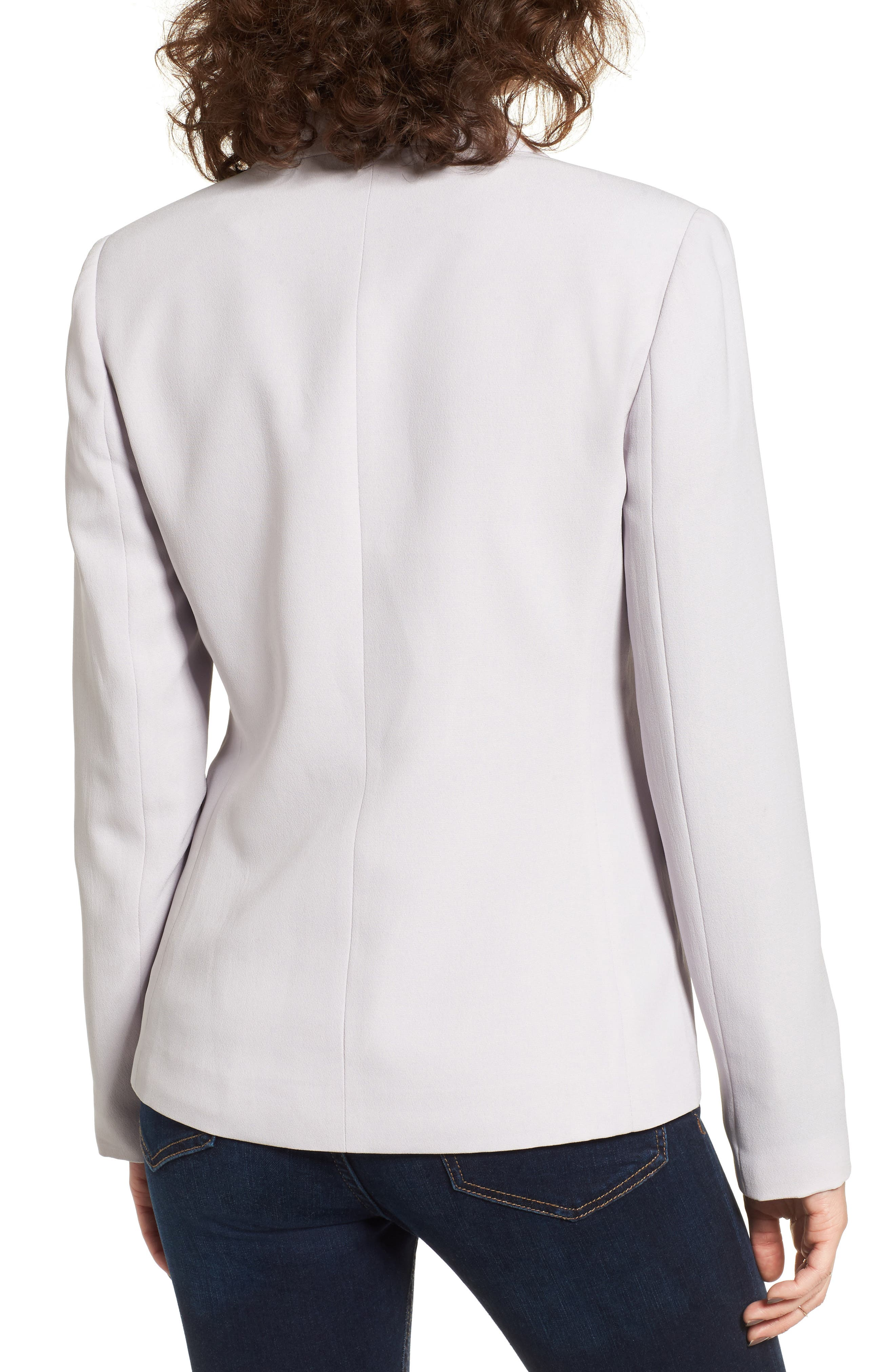 ,                             Structured Blazer,                             Alternate thumbnail 18, color,                             500