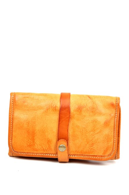 Image of Old Trend Out West Leather Clutch