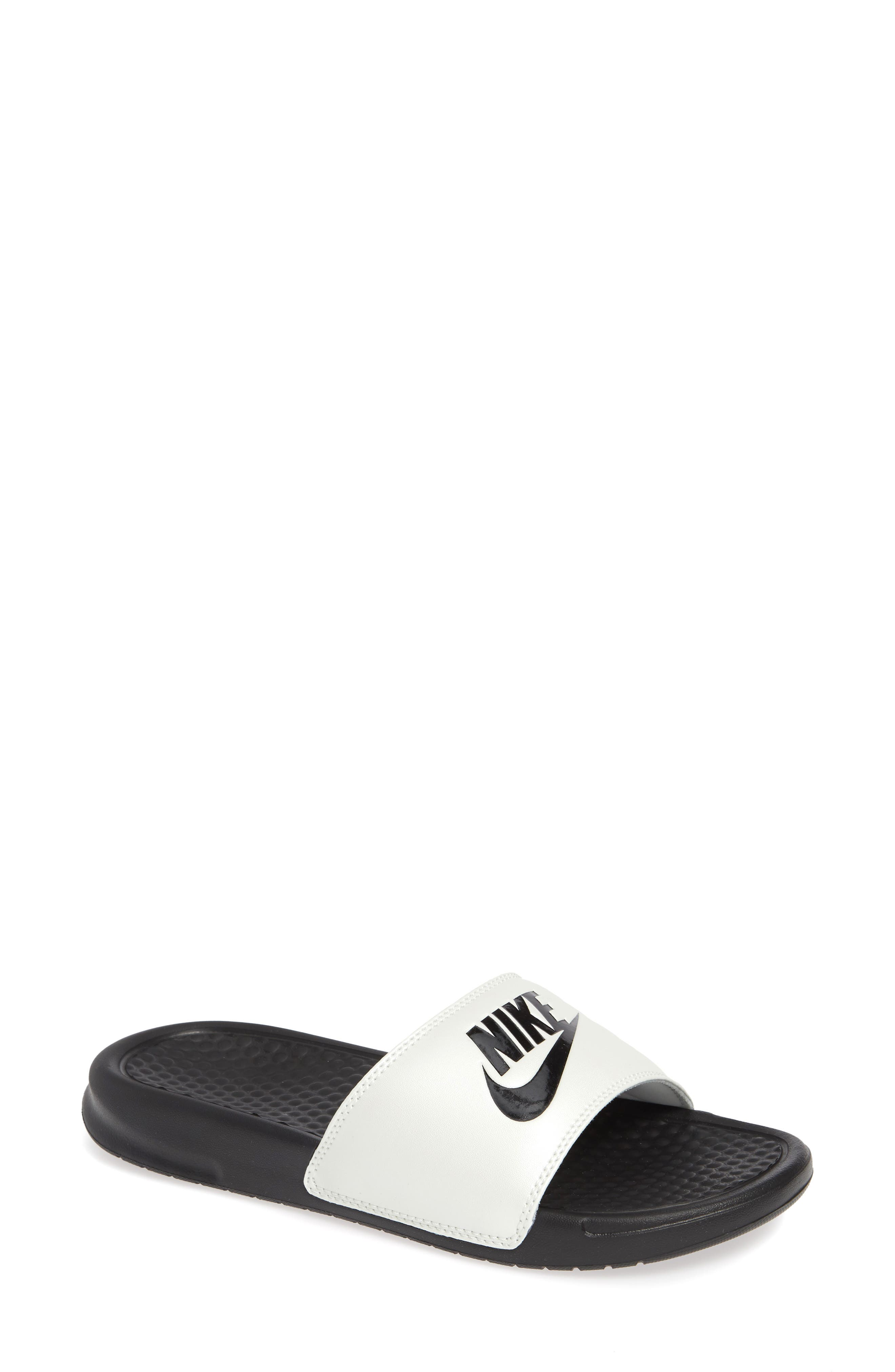 Nike Benassi JDI Slide Sandal (Women
