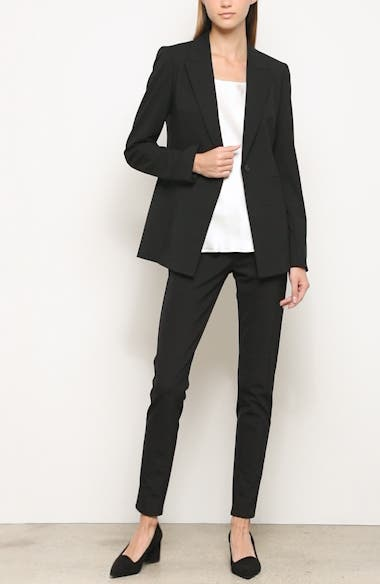 Charice Stretch Wool Jacket, video thumbnail