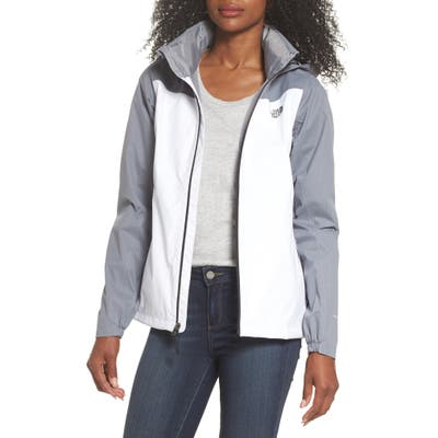 The North Face Resolve Plus Waterproof Jacket, White