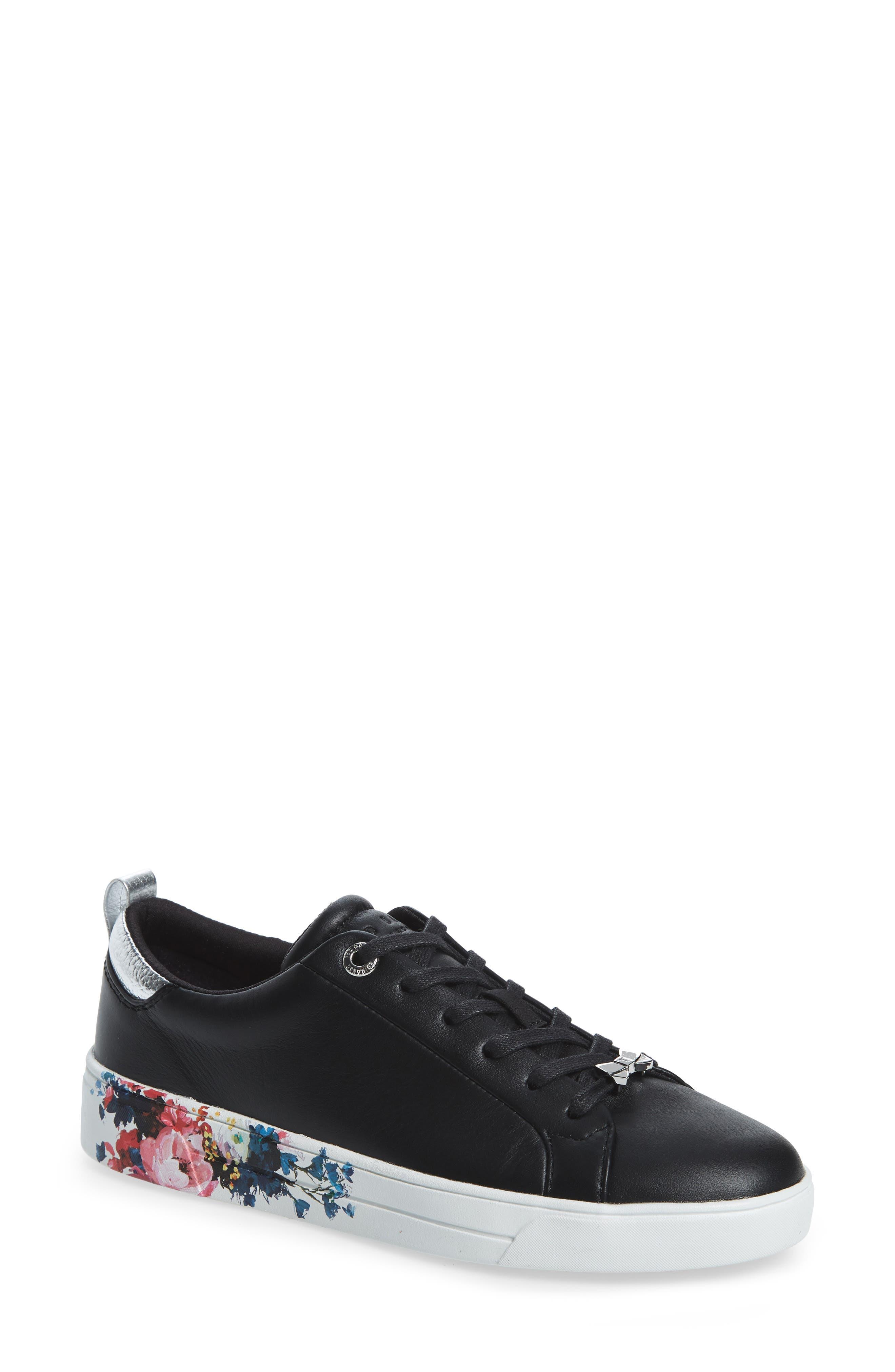 Ted Baker London Roully Sneaker, Black