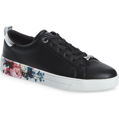 Ted Baker London Roully Sneaker, Black