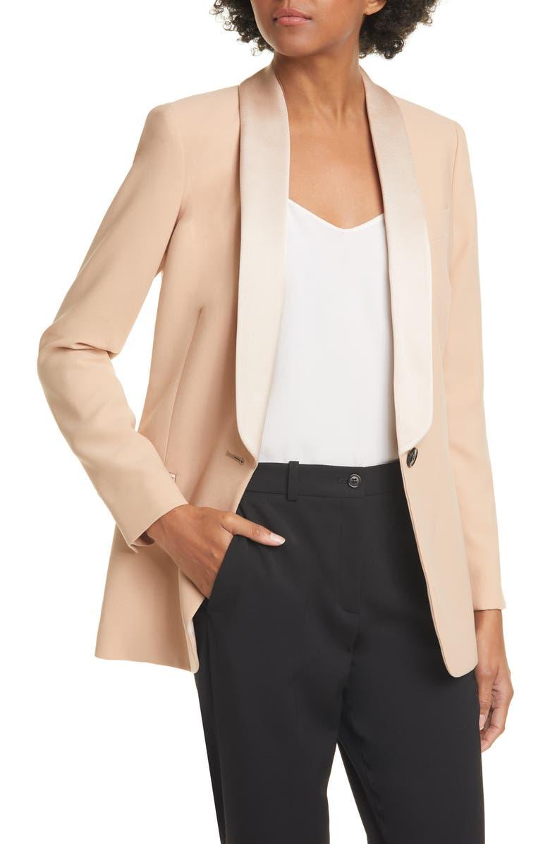 Ariana Tux Jacket by Reiss