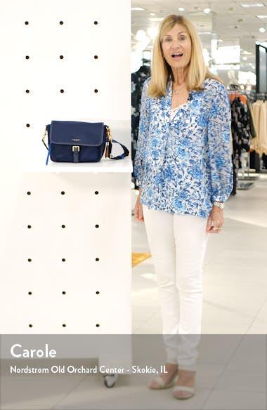 Perry Colorblock Nylon Crossbody Bag, sales video thumbnail