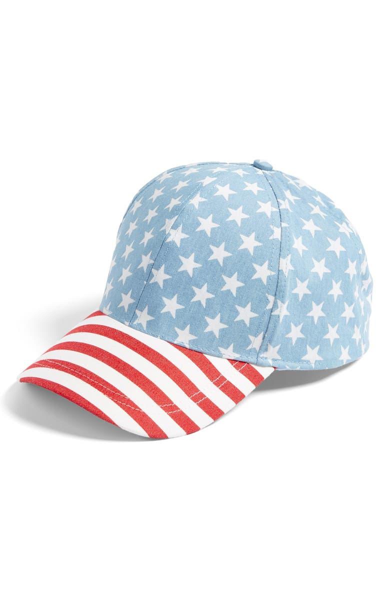 BP. American Flag Cap, Main, color, 400
