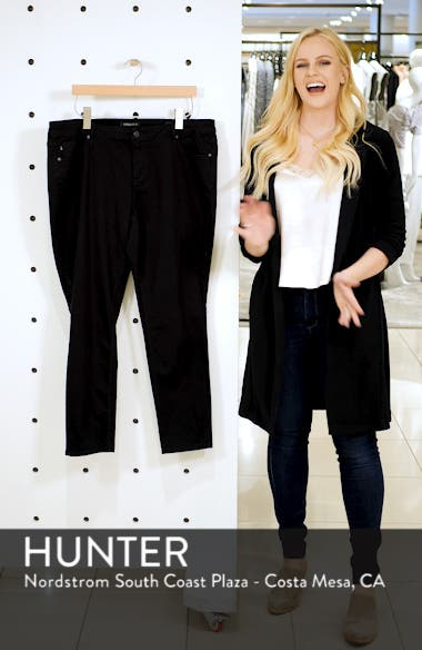 Marley Crop Skinny Jeans, sales video thumbnail
