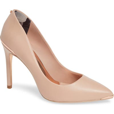 Ted Baker London Izibeli Pump - Beige