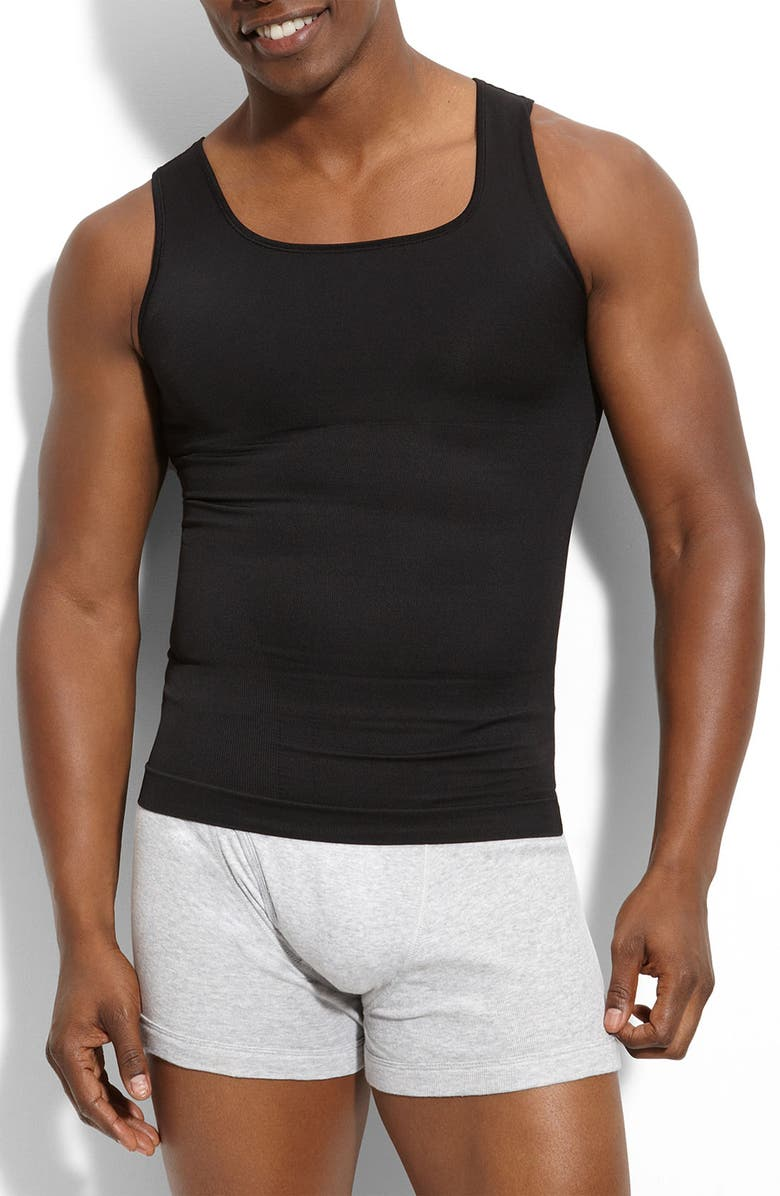 SPANX<SUP>®</SUP> 'Zoned Performance' Tank, Main, color, 001