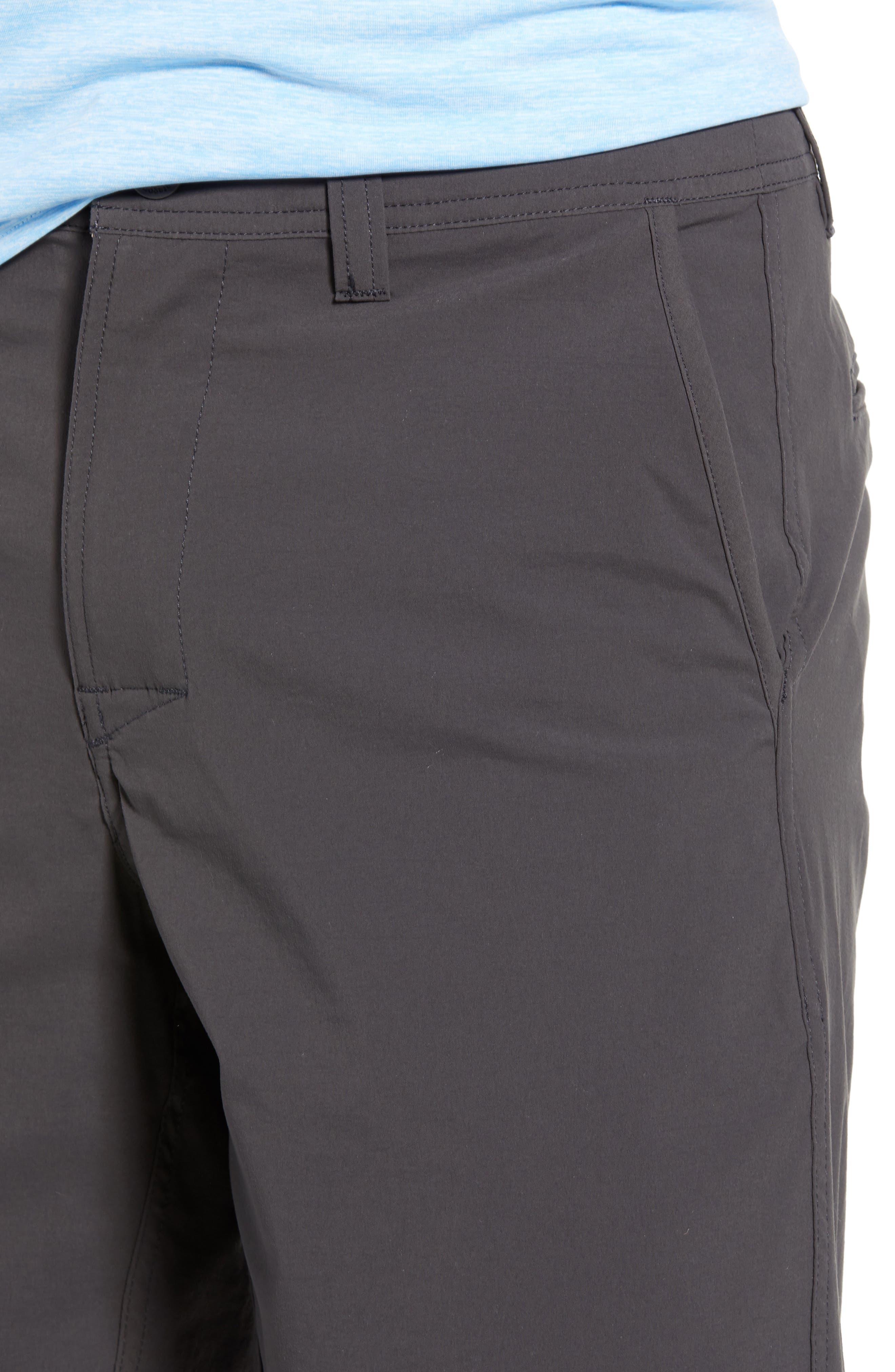 ,                             Stretch Wavefarer<sup>®</sup> Walking Shorts,                             Alternate thumbnail 5, color,                             INK BLACK