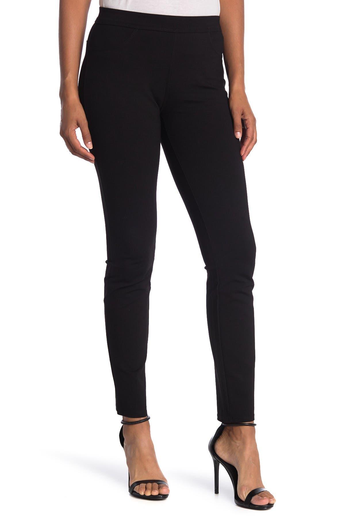 Image of Max Studio Pocket Detail Leggings