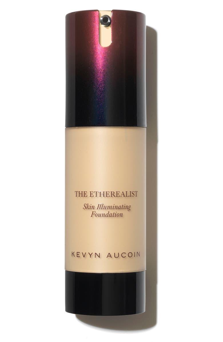 KEVYN AUCOIN BEAUTY The Etherealist Skin Illuminating Foundation, Main, color, 03 LIGHT