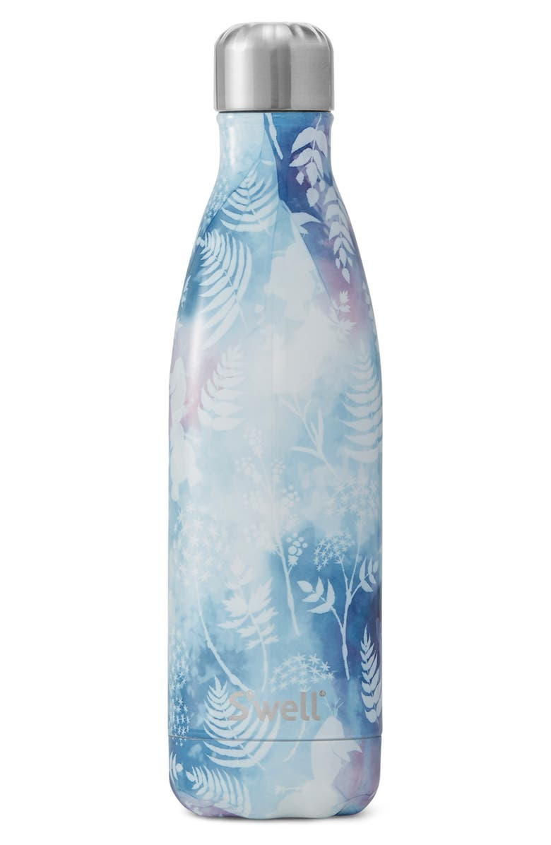 S'WELL Olaf Enchanted Stainless Steel Water Bottle, Main, color, MULTI