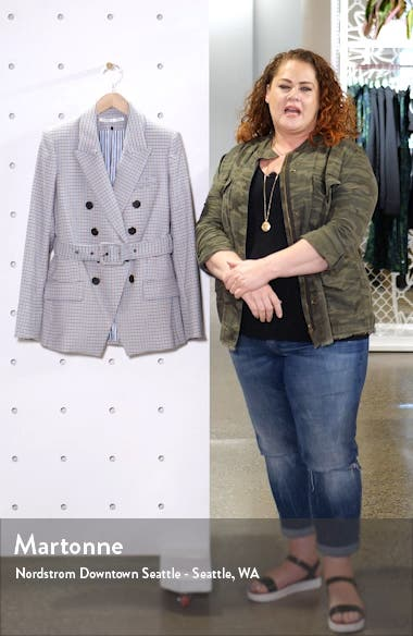 Harvey Belted Jacket, sales video thumbnail