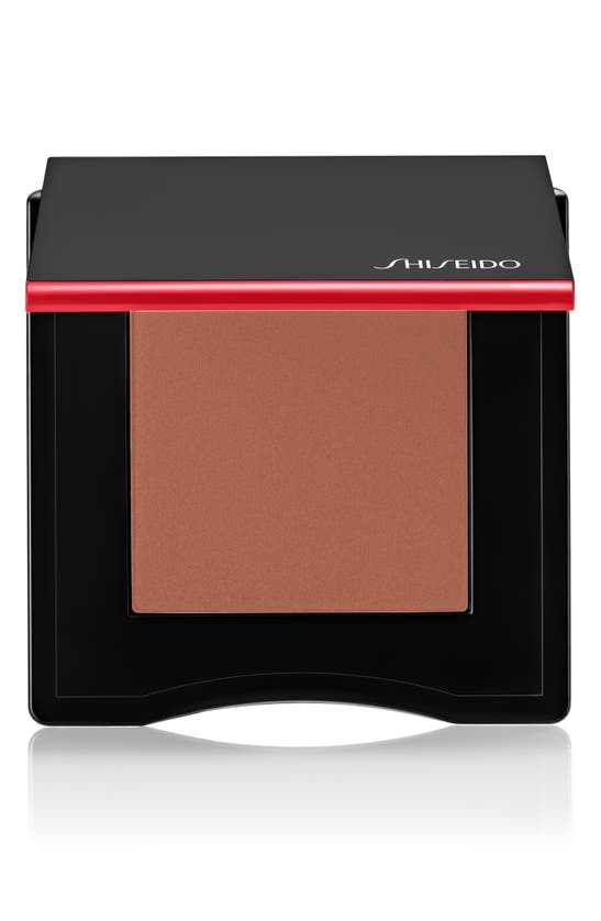 Shiseido Inner Glow Cheek Powder In Cocoa Dusk