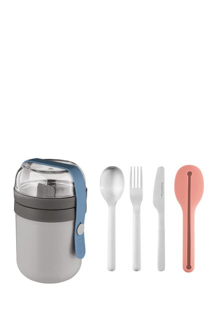 Image of BergHOFF Leo 5-Piece Travel Lunch Set