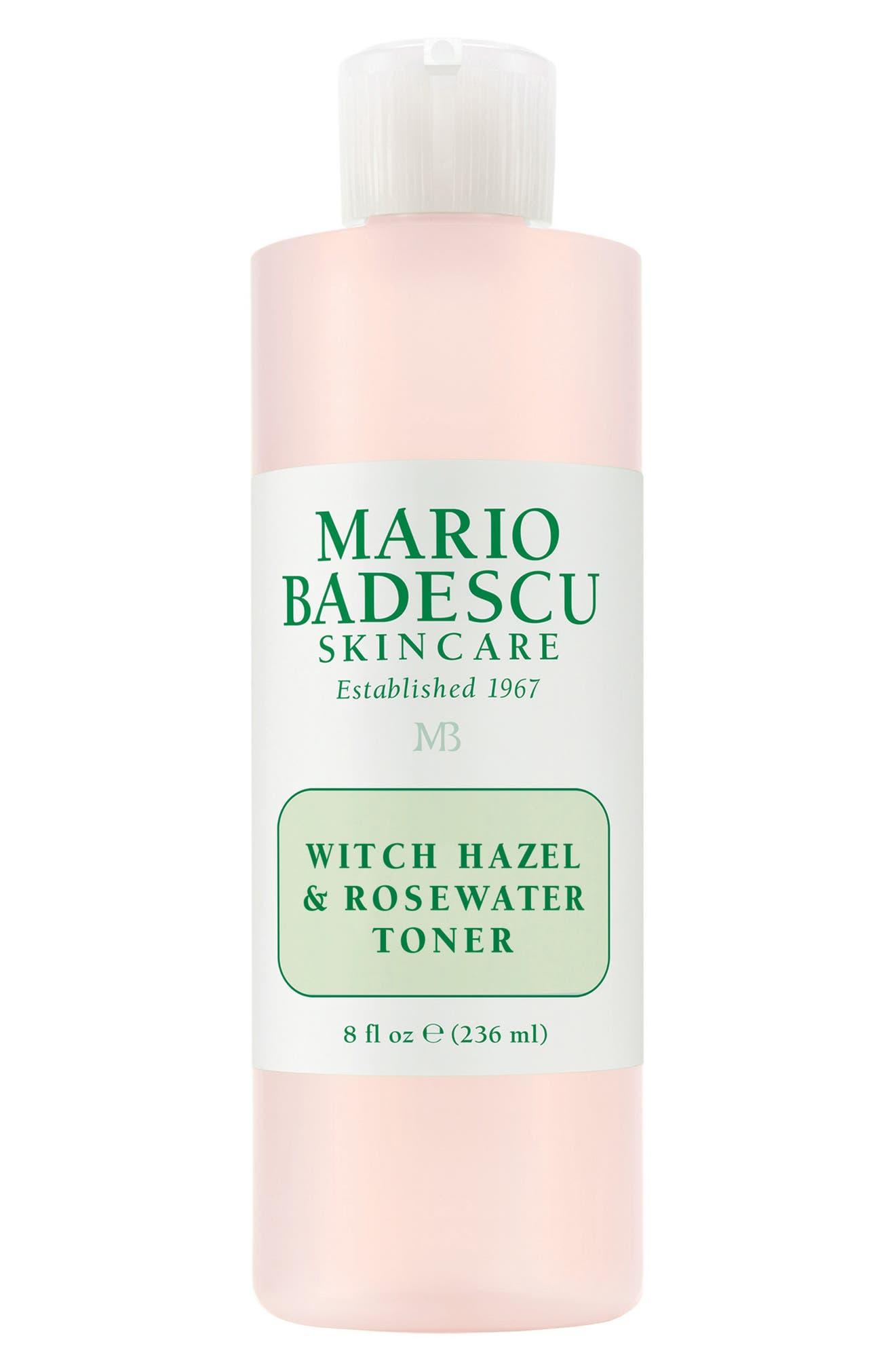 Witch Hazel Rosewater Toner
