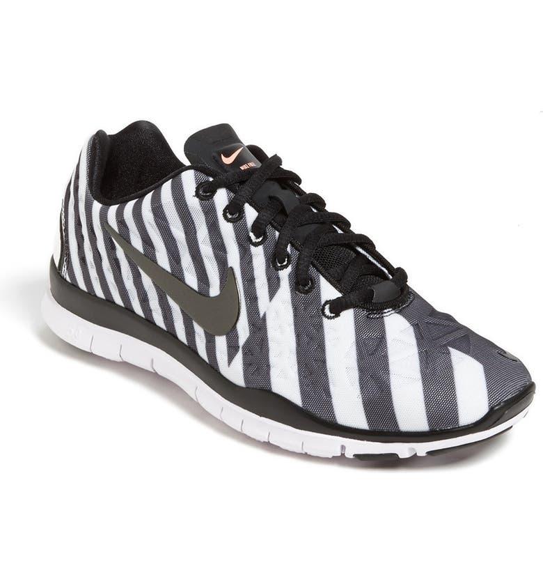 suave y ligero oficial de ventas calientes elegir despacho Nike 'Free TR Fit 3 Print' Training Shoe (Women) | Nordstrom