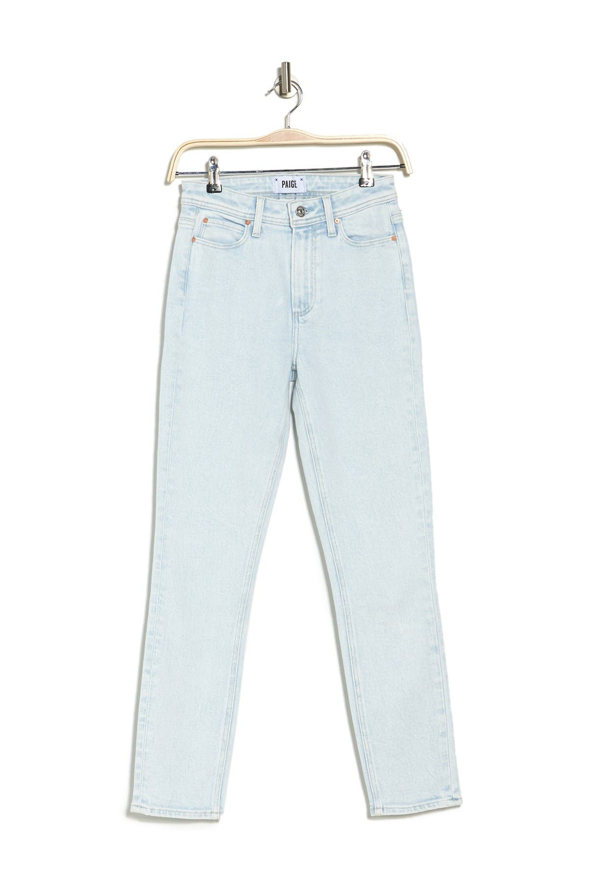 Image of PAIGE Hoxton Ankle Jeans