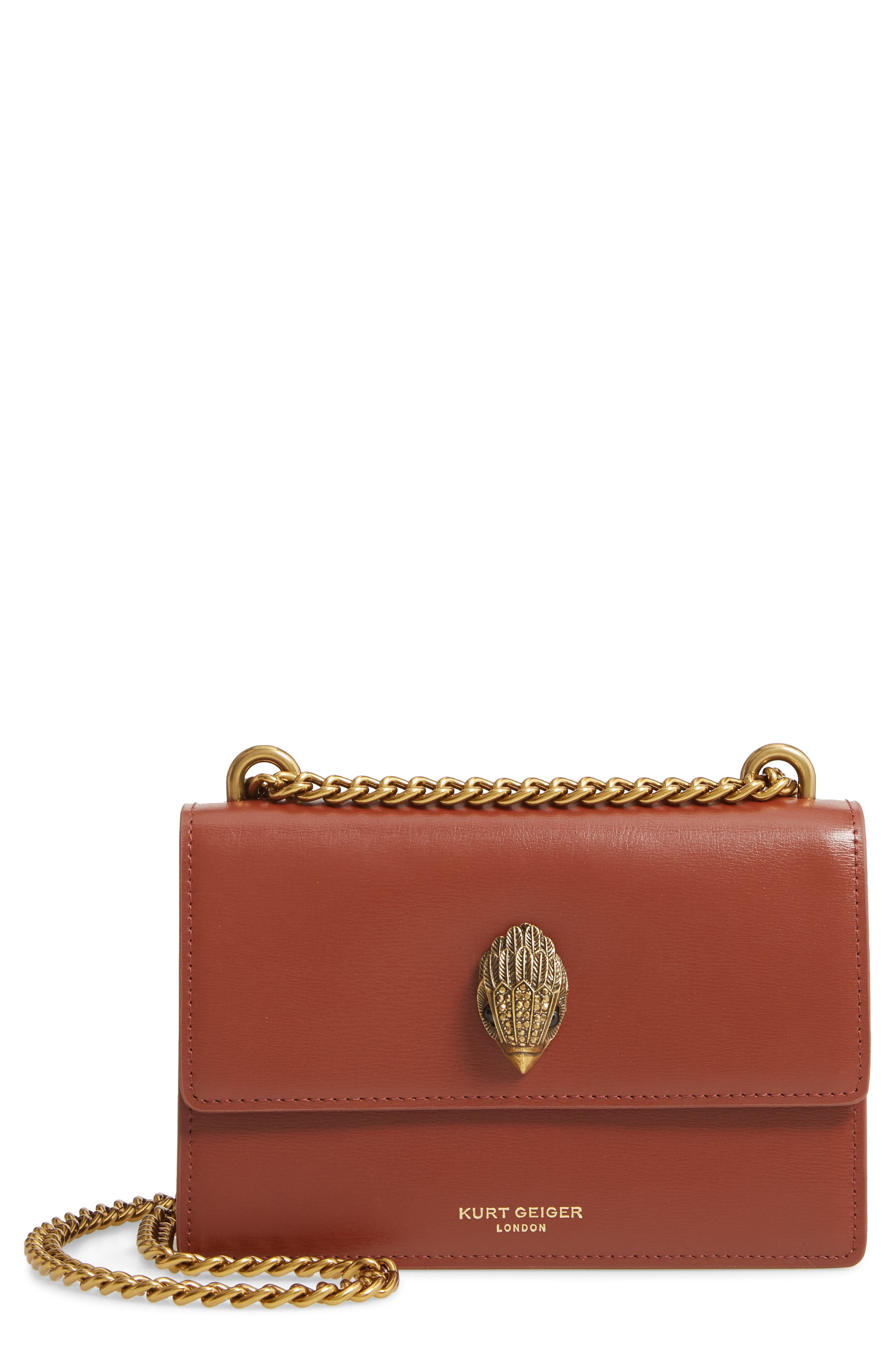 Shoreditch Small Leather Crossbody Bag