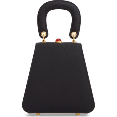 Staud Kenny Top Handle Bag - Black