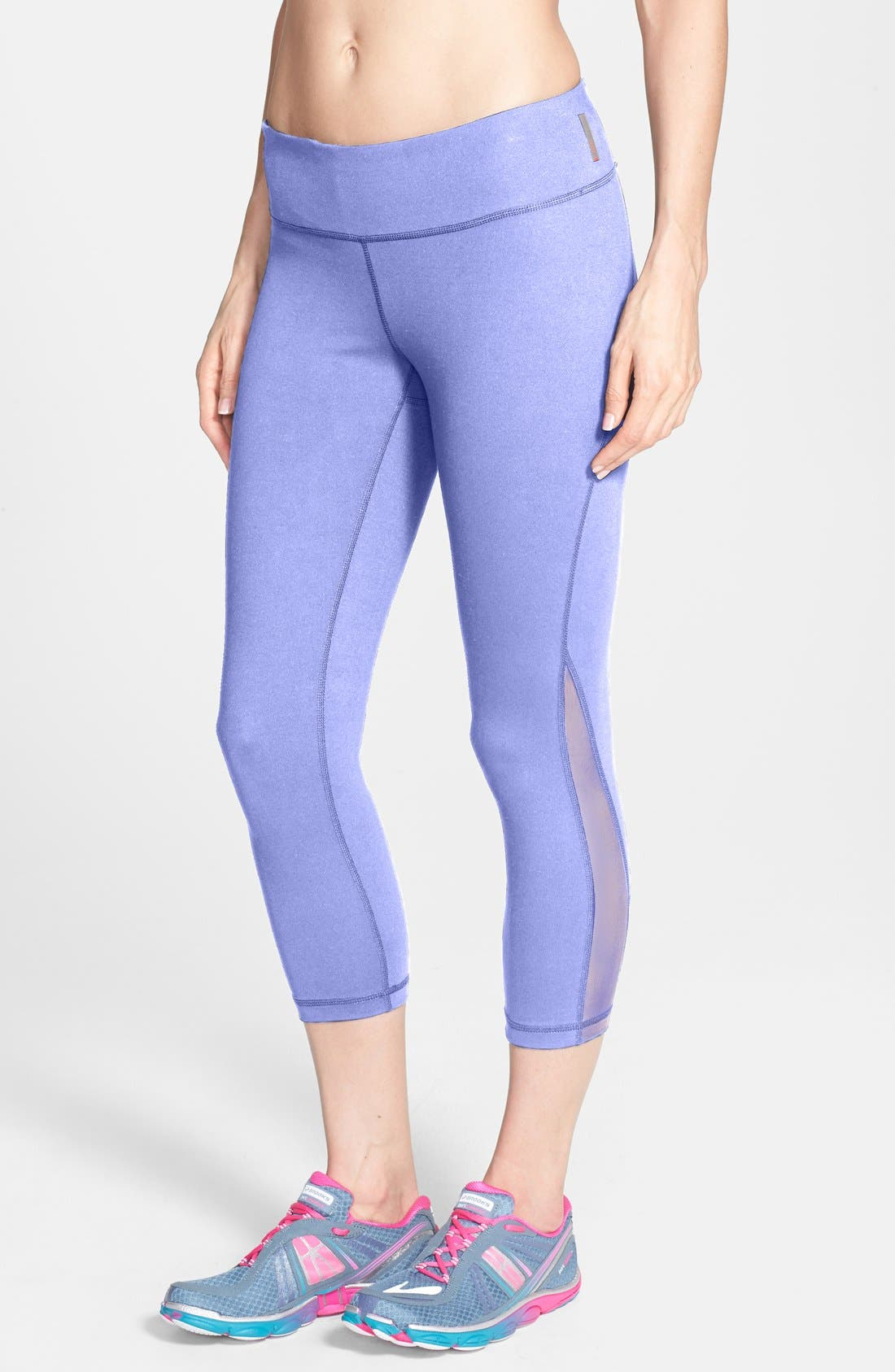 ,                             Live In Streamline Reversible Capris,                             Main thumbnail 61, color,                             450