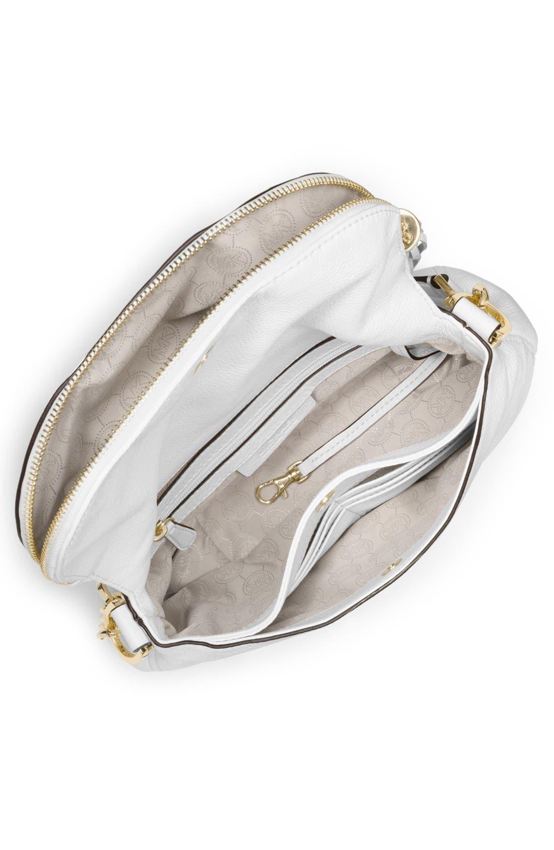 ,                             'Bedford Tassel - Medium' Convertible Leather Shoulder Bag,                             Alternate thumbnail 9, color,                             110