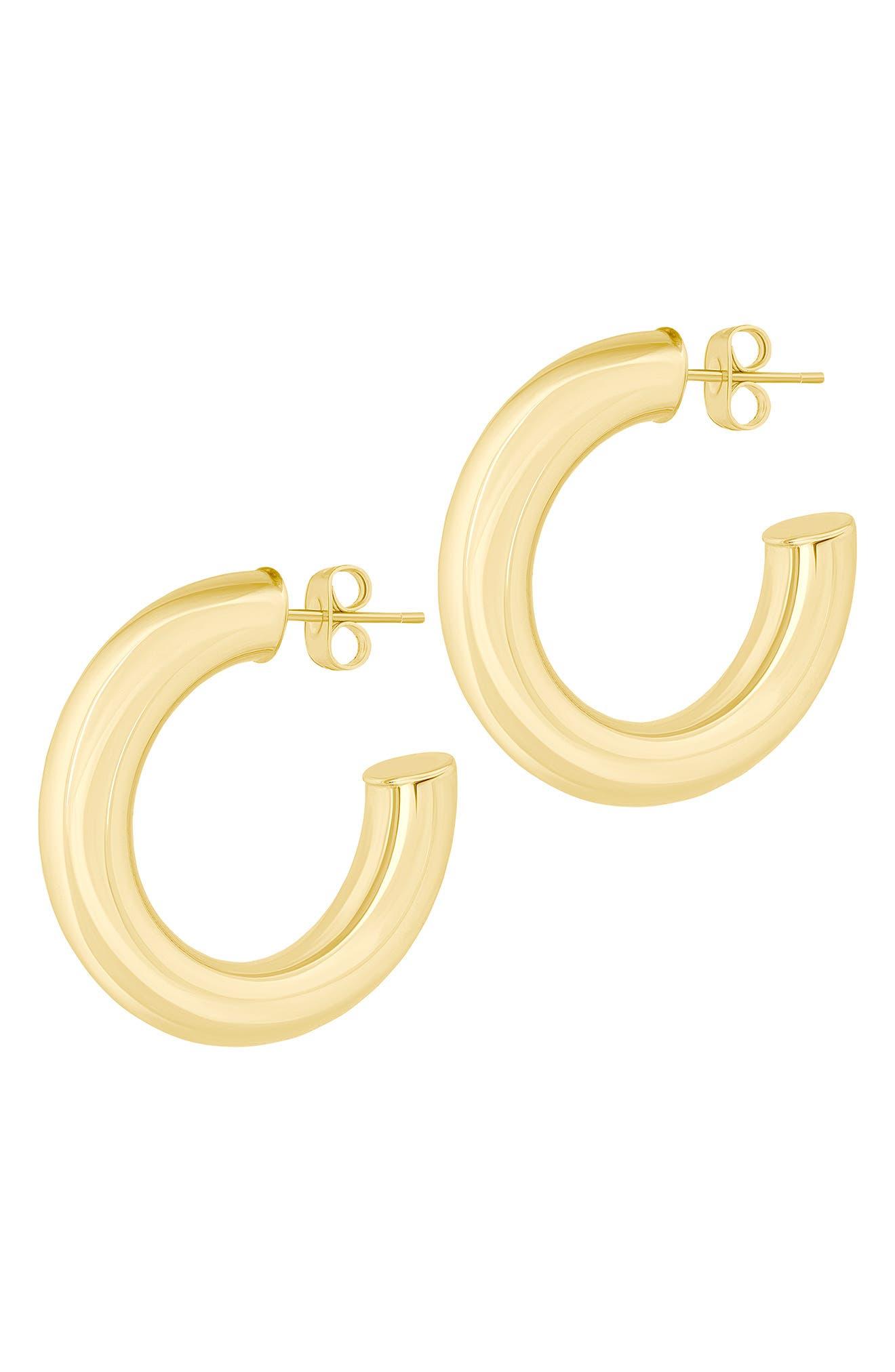 Idol Hoop Earrings