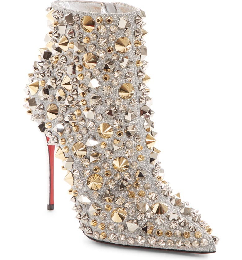 newest 1d0b8 1044f So Kate Studded Glitter Bootie