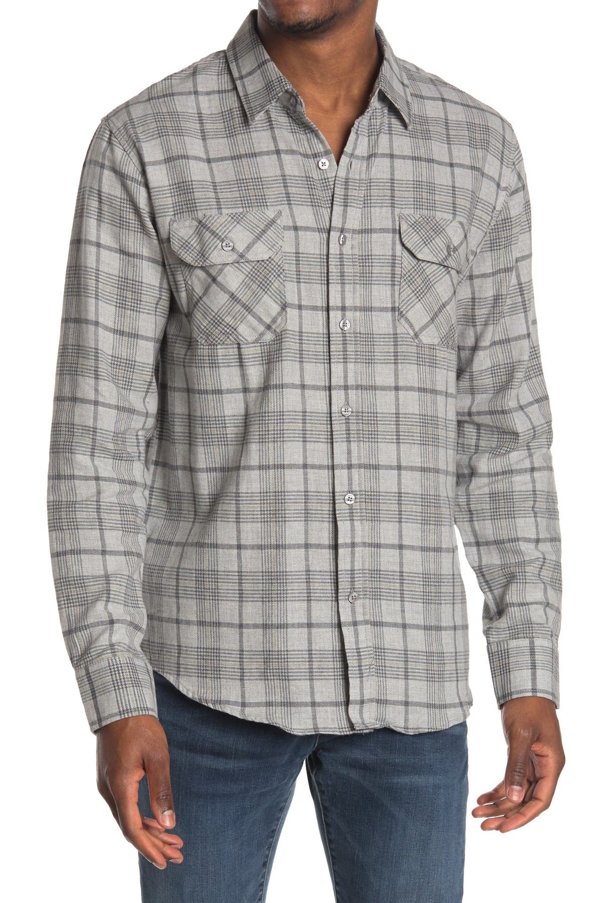 Image of Coastal Morrow Brushed Cotton Flannel