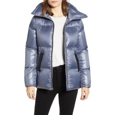 Cole Haan Signature Down Puffer Jacket, Grey
